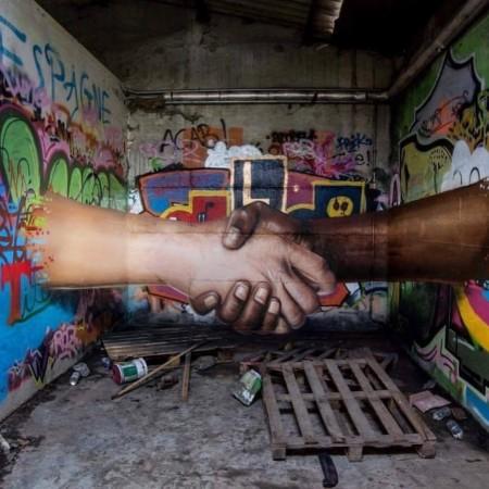 Epic graffiti