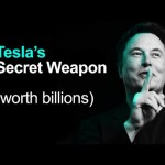 Tesla's Secret Weapon (worth billions)