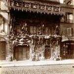 A picture of Cabaret de L'Enfer in Montmartre, Paris, 1892