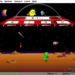 Math Blaster - First video game many played