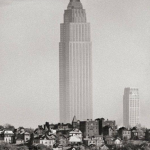 The Empire State Building, NYC, 1941