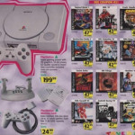 1996 Toys R' Us ad for the original Playstation