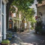 One of Haarlem's lovely neighbourhood - The Netherlands