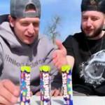 A magic trick with a twist