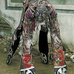 The Wheelers in 'Return to Oz'. Talk about childhood trauma!