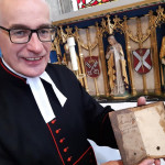 Overdue library book returned to Sheffield Cathedral after 300 years