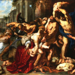 Today's the Feast of the Holy Innocents.
