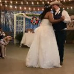 The perfect wedding dance