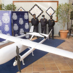 Spanish police seize large drone used to carry drugs from Morocco