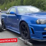 POLICE UNLAWFULLY IMPOUND R34 GTR!