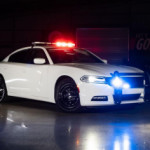 Right hand drive converted Dodge Chargers arrive in Australia for police trials