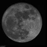 The moon, 21 September
