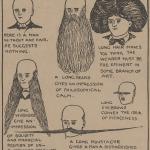January 22, 1909. Daily Mirror, England