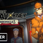 The Great Ace Attorney Chronicles - Story Trailer