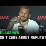 """TJ Dillashaw: """"F*** your reputation … I'm gonna come out there and put a beating on Cory Sandhagen'"""