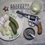 Russian's complete plate