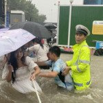 At least 25 dead in Chinese province's heaviest rains in 1,000 years