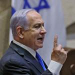 Netanyahu uses last speech as prime minister to attack Biden on Iran