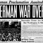 Today, 76 years ago, WW2 in Europe was proclaimed as ended. May the peace we have since then be forever