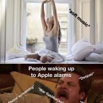 *Laughs in Apple*