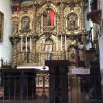Father Serna's Church at San Juan Capistrano