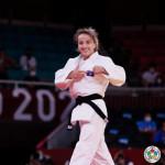 Judoka Distria Krasniqi becomes the second Olympic gold medalist of Kosova