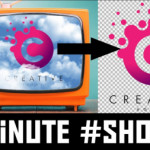 1-Minute #Short - How to Save an Image WITHOUT Its Background