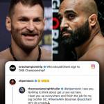 ONE Heavyweight Champion Arjan Bhullar responds to Stipe Miocic
