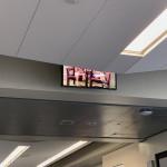 Entertaining TV placement