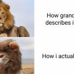 Grandmas are love