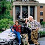 Marty, Doc & Einstein, 1989