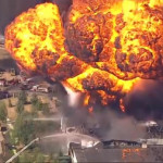 Rockton chemical plant explosion at Chemtool causes major fire, smoke