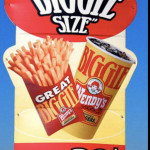 Remember when you could Biggie Size your combo for just 39 cents? !