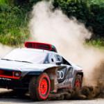 Three Formula E motors and a DTM engine combine in the Audi RS Q e-tron