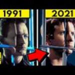 VFX artists recreate a scene from Terminator 2 - Corridor Crew