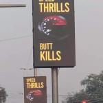 Speed thrills but kills 🤦♂️