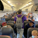 Domestic air travel does not appear to have been an important vector for the spread of COVID-19 in the US, study suggests