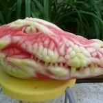 Watermelon croc?