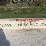 """Playfulness and joy"""