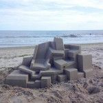 This sand castle is too good