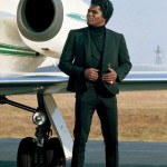 James Brown was a badass - Photo from 1965