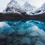Lyngen Alps, Troms county, Norway