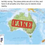 Australia does not exist
