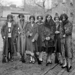 Drexel Institute of Technology Girls' Rifle Team, 1925