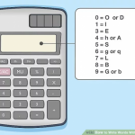 How to write words using a calculator 🤦