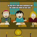 Capital idea, Randy!
