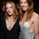 Jessica Chastain and Michelle Monaghan