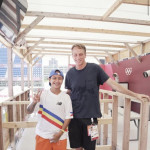 Olympic skateboarder Margielyn Didal let this guy take a photo with her
