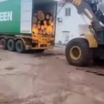 How to unload logs