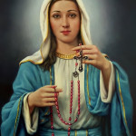 Pray the Holy Rosary every day